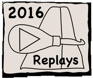 2016 Replays