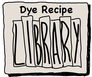 Dye Recipe Library