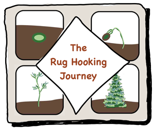 The Rug Hooking Journey