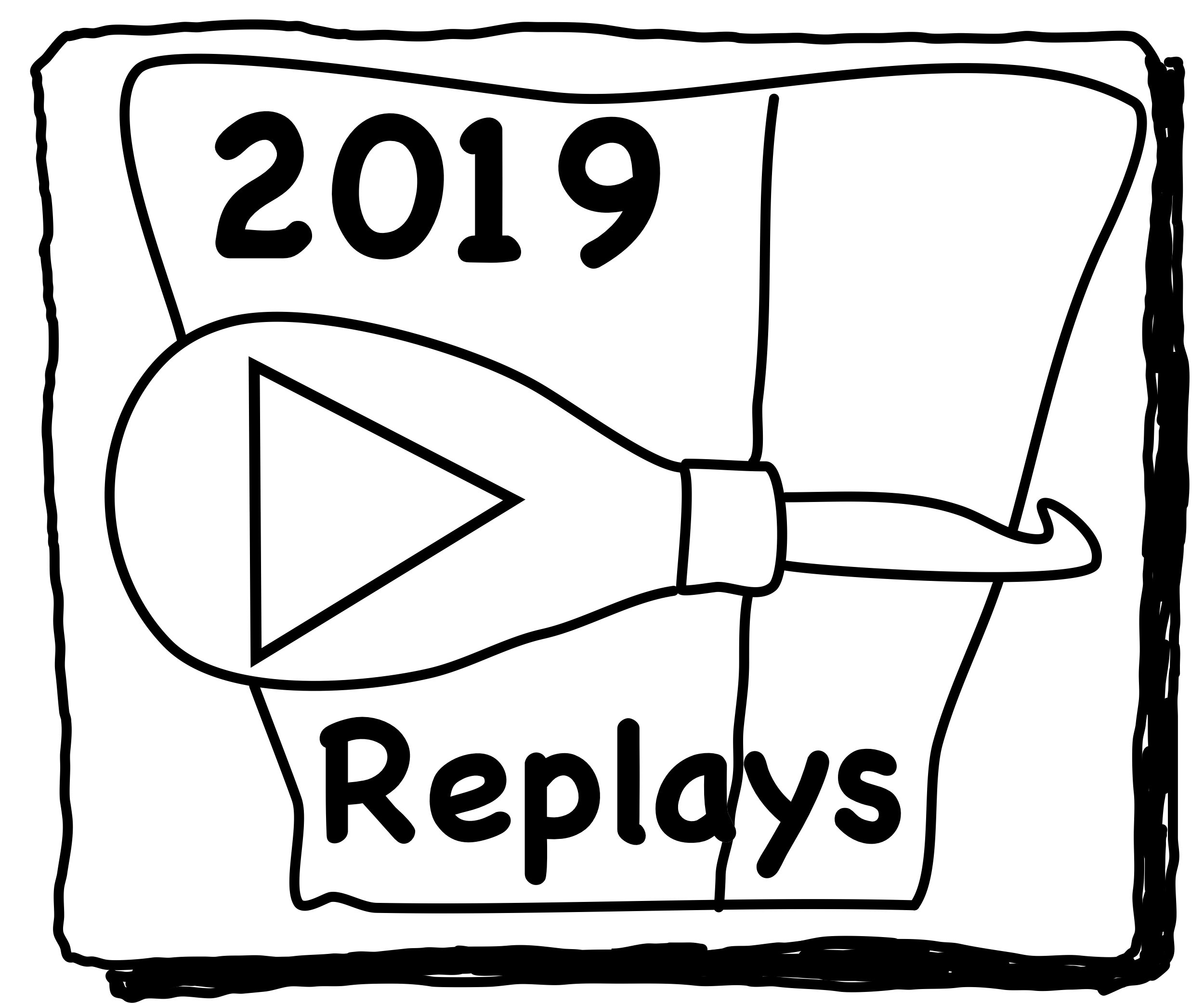 2019 Replays