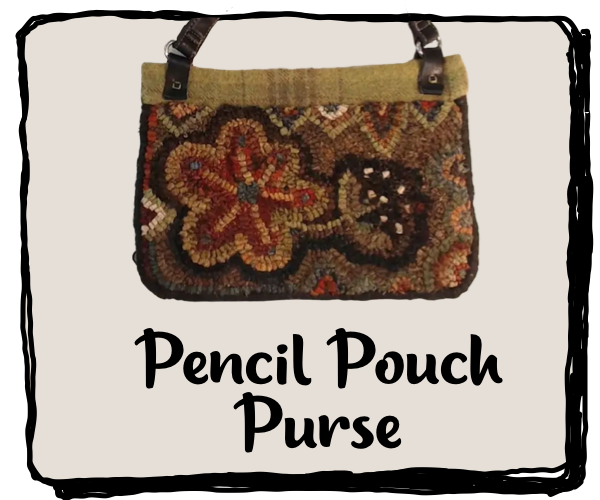 Pencil Pouch purse course