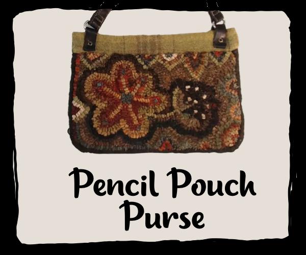 Pencil Pouch purse course