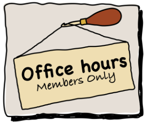Office Hours active icon