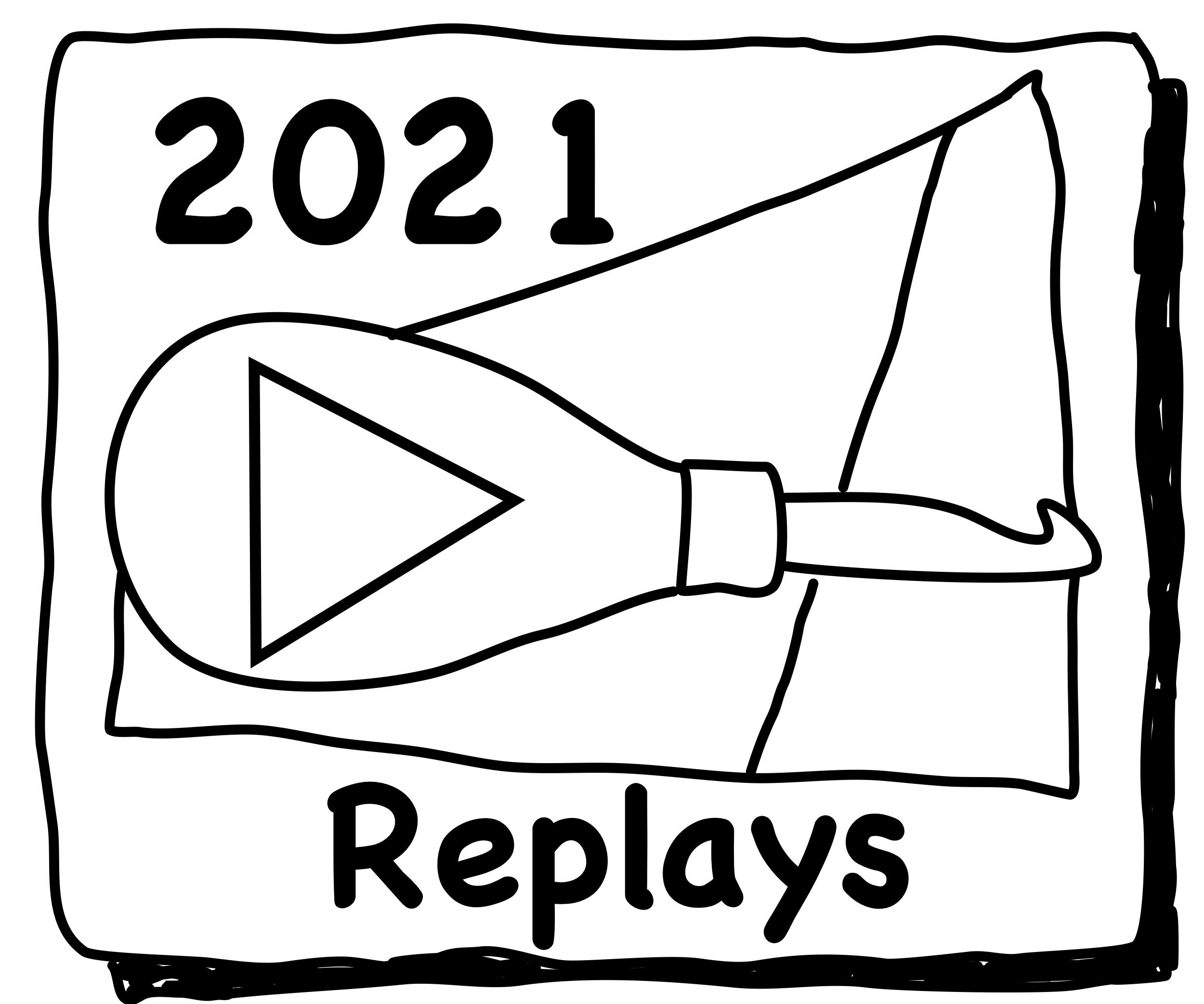 2021 Replays
